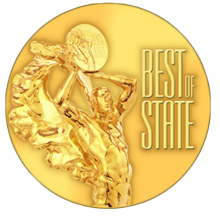 best of state badge