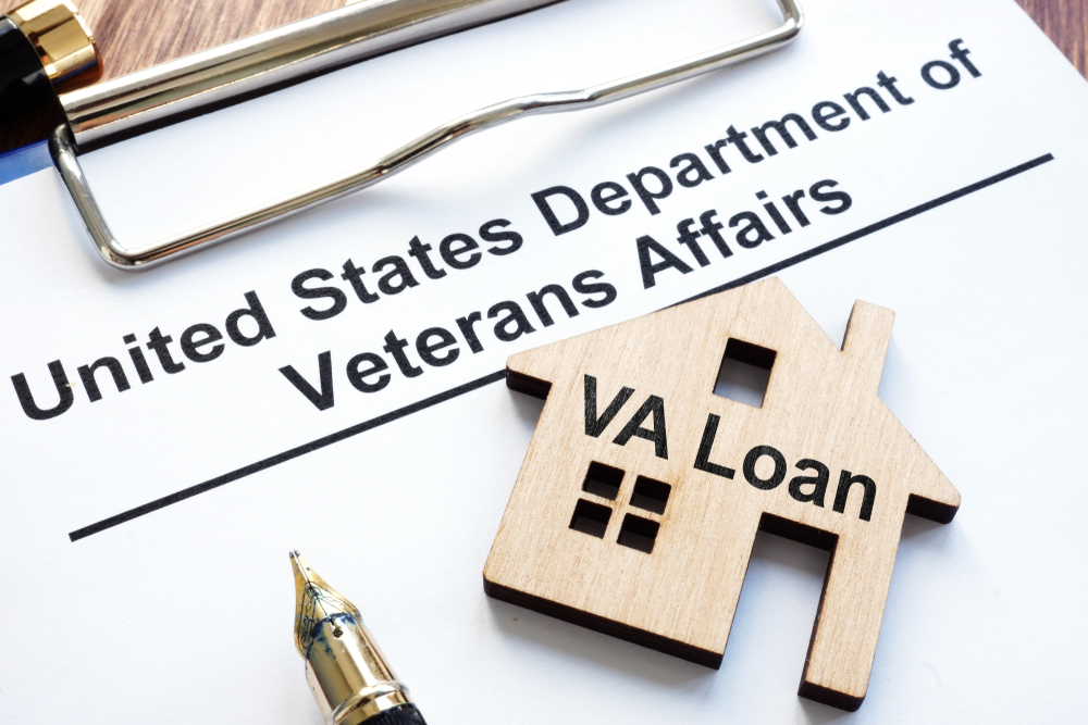 VA mortgage lender in Utah